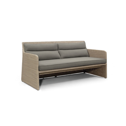 Swing 2,5 seat | Garden sofas | Manutti