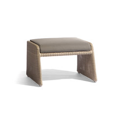 Swing medium footstool | Stools | Manutti