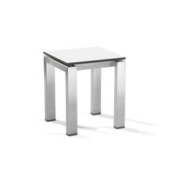 Trento footstool/sidetable | Taburetes de jardín | Manutti