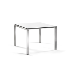 Trento square dining table | Dining tables | Manutti