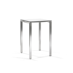 Trento high dining table | Garten-Esstische | Manutti