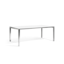 Trento rectangular dining table | Dining tables | Manutti