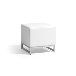 Zendo small footstool/sidetable | Pouf | Manutti