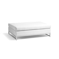 Zendo large footstool/sidetable | Poufs / Polsterhocker | Manutti