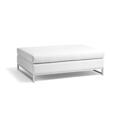 Zendo large footstool/sidetable | Poufs | Manutti