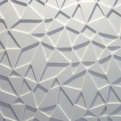 Repete wall panel | Mineral composite panels | AMOS DESIGN