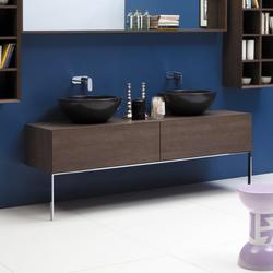 Compono System bench | Armarios lavabo | Ceramica Flaminia