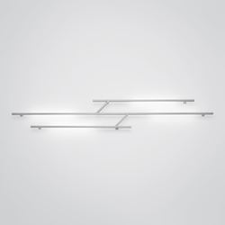 Kao Wall/Ceiling Kit E | Wall lights | Artemide Architectural