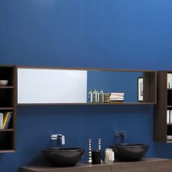 Compono System mirror | Shelving | Ceramica Flaminia