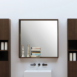 Compono System mirror | Bath shelving | Ceramica Flaminia