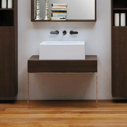 Compono System panca | Mobili lavabo | Ceramica Flaminia
