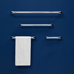 Fold towel holder | Towel rails | Ceramica Flaminia