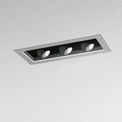Java 158 3 Lamps | Recessed ceiling lights | Artemide Architectural
