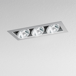 Java 180 3 Lamps | Recessed ceiling lights | Artemide Architectural