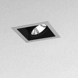 Java 208 1 Lamp square | Spots | Artemide Architectural