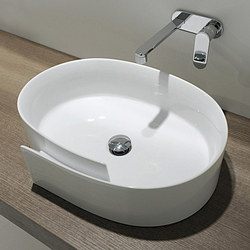 Roll basin | Vanity units | Ceramica Flaminia