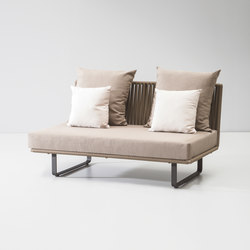 Bitta central modul | Sofás de jardín | KETTAL