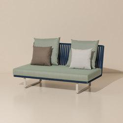 Bitta central modul | Garden sofas | KETTAL