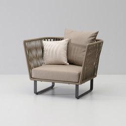 Bitta club armchair | Garden armchairs | KETTAL