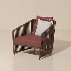 Bitta club armchair | Fauteuils | KETTAL