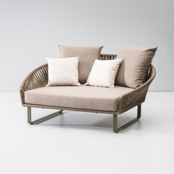 Bitta daybed | Seating islands | KETTAL