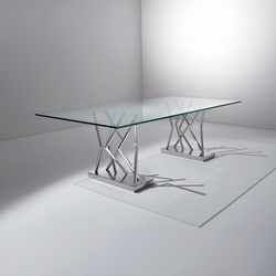 Sottsass | High Table SA 07 | Dining tables | Laurameroni