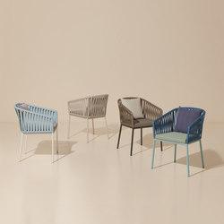 Bitta dining armchair | Gartenstühle | KETTAL