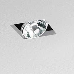 Nothing Recessed 1 Lamp | Recessed ceiling lights | Artemide Architectural