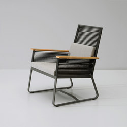 Landscape club armchair teak | Poltrone da giardino | KETTAL
