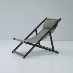 Landscape 4 positions folding transat | Poltrone da giardino | KETTAL