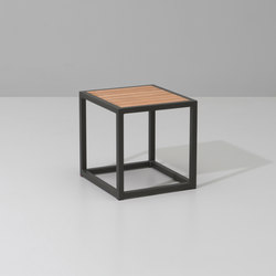 Landscape side table | Tables d'appoint de jardin | KETTAL