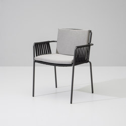 Net dining chair | Garden chairs | KETTAL