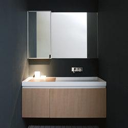 Evo E | Mobili lavabo | Agape