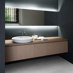 Evo N | Waschplätze | Agape