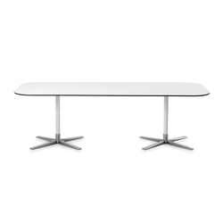 Rotor Meeting I | Modular conference table elements | Gärsnäs