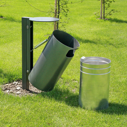 Public Bin | Cestini spazzatura | BURRI