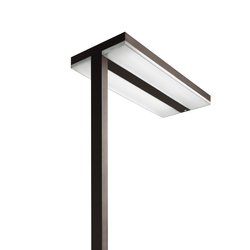 Chocolate Floor | Free-standing lights | Artemide Architectural