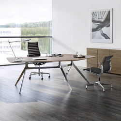 Star office table | Scrivanie | RENZ