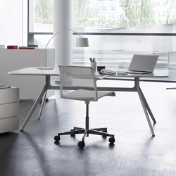 Star office table | Bureaux individuels | RENZ