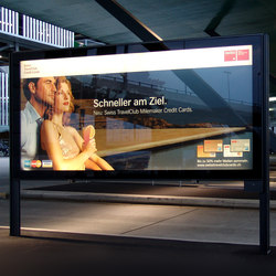City Lights - LB 3000 LED | Advertising displays | BURRI