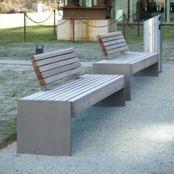 Skulpturenpark Würth, Chur | Bancs publics | BURRI