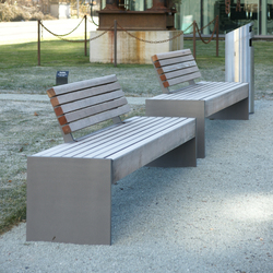 Skulpturenpark Würth, Chur | Exterior benches | BURRI