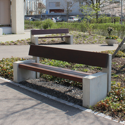 Star Bench | Bancs publics | BURRI