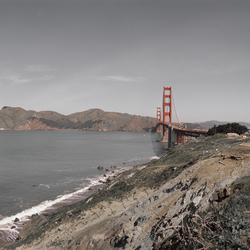 No. 6699 | San Francisco Bay | Wall coverings / wallpapers | Berlintapete