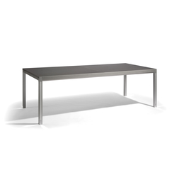 Luna Extendible table | Dining tables | Manutti