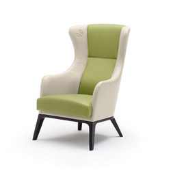 grace wing chair | Poltrone | Wiesner-Hager