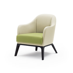 grace club chair | Poltrone | Wiesner-Hager