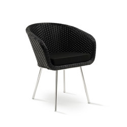 Shell Chair | Chaises de restaurant | FueraDentro