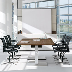 P2_Group | Conference | Multimedia conference tables | Bene