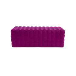 BuzziCube 3D Trio | Upholstered benches | BuzziSpace